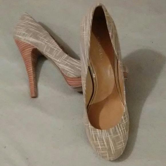 Nine West Shoes - Nine West Tweed heels
